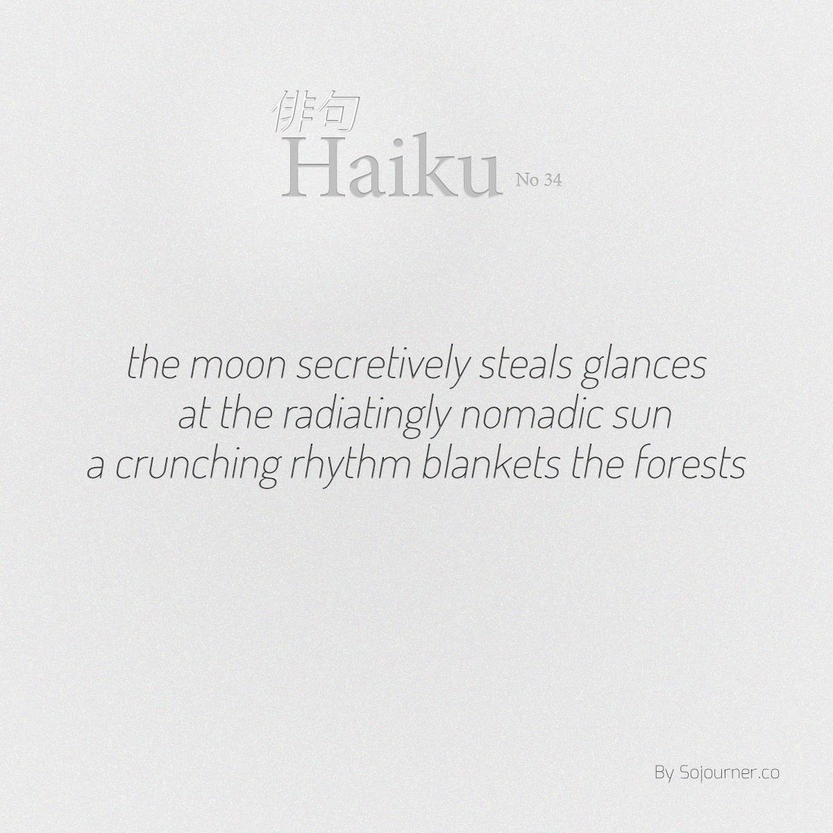 indefiniteloop.com - Haiku No. 34 - After The Fall.