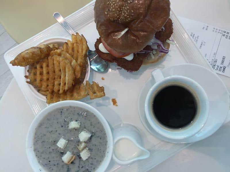 Asanoya Bakery - Singapore Travels