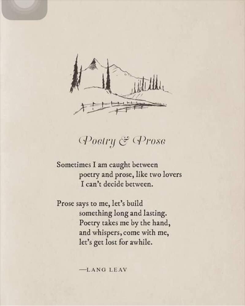Where the ink flows - Poem - Copyright indefiniteloop.com