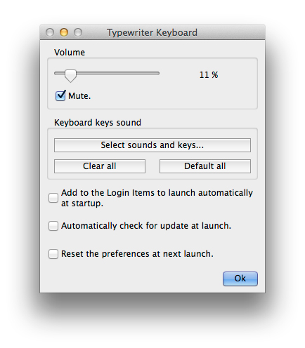 download typewriter sound effect for windows