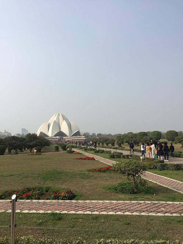 Delhi: Lotus Temple