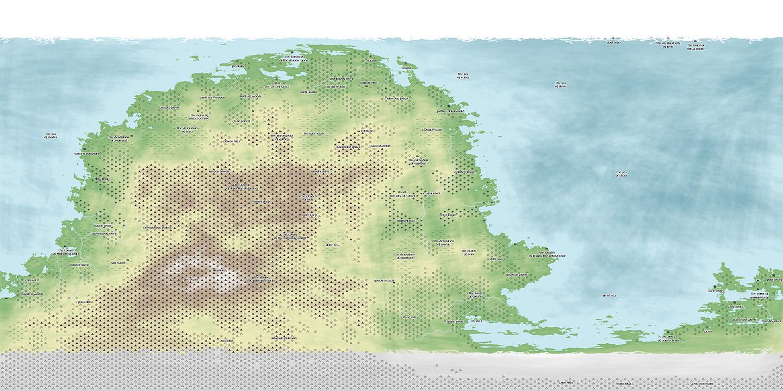 Fantasy world of Belthamafor