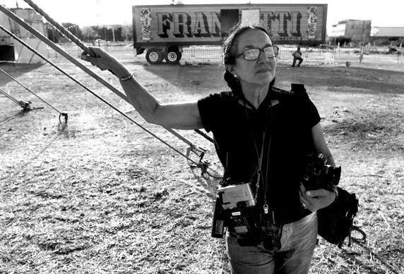 A tribute to Mary Ellen Mark