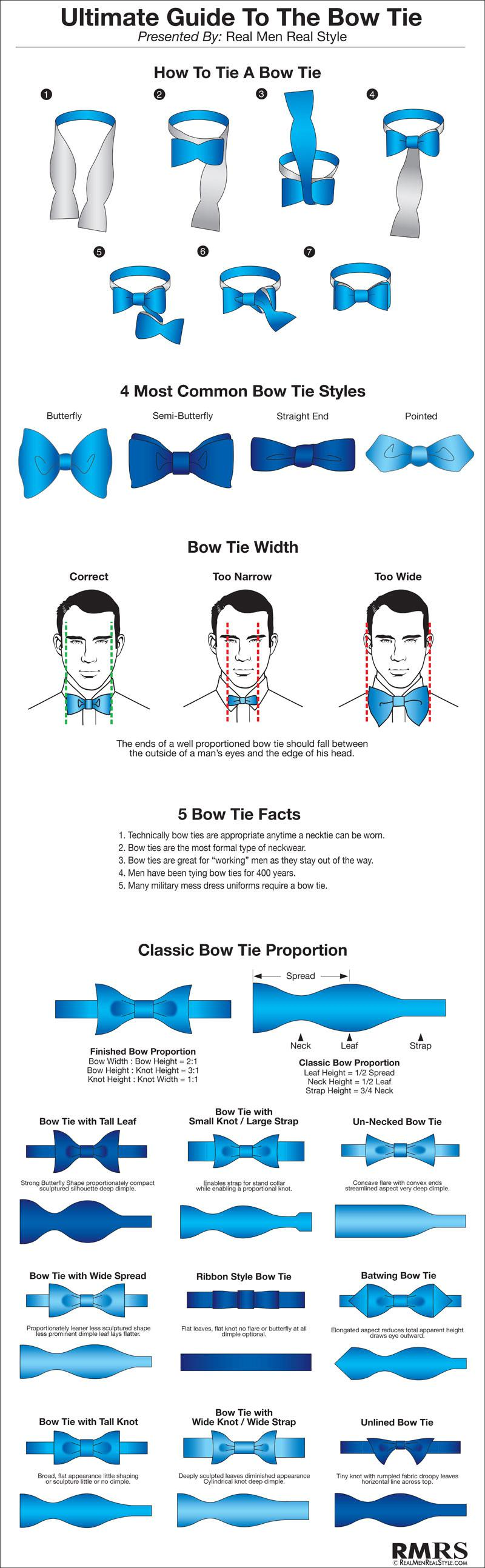 All You Ever Wanted To Know About Bow Ties